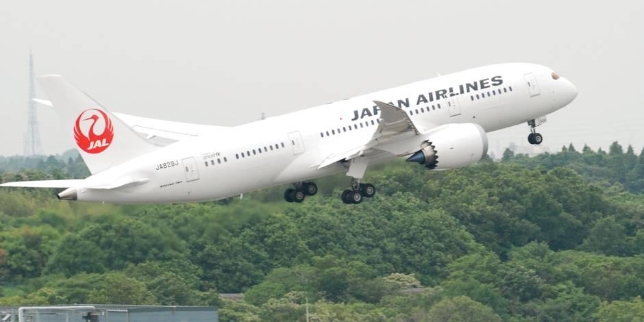 Nouvel incident avec un Boeing 787