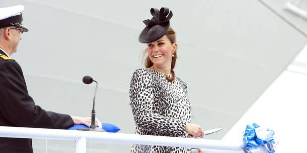 Kate Middleton pose nue et enceinte (ou pas) - La DH