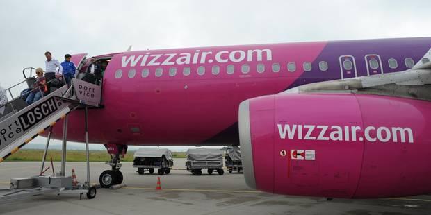 Après Ryanair, Wizz Air ne veut pas entendre parler d'une taxe - La DH