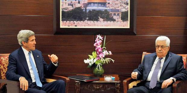 Israël-Palestine: Reprise des négociations - La DH