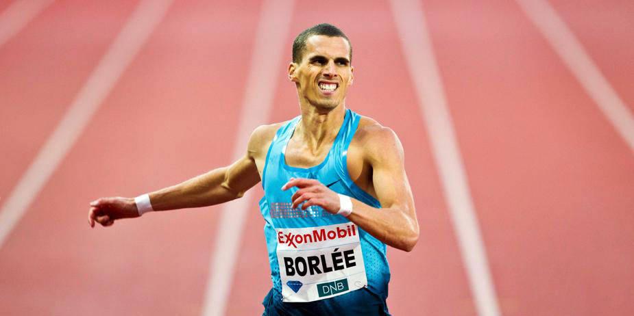 Championnats de Belgique: Kevin Borlée court le 400m en série en 45.37