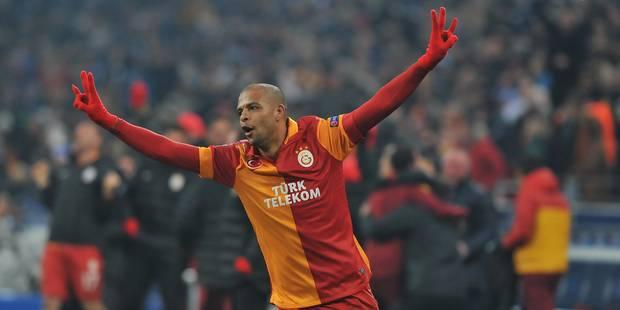 Felipe Melo resigne pour 3 ans à Galatasaray - La DH