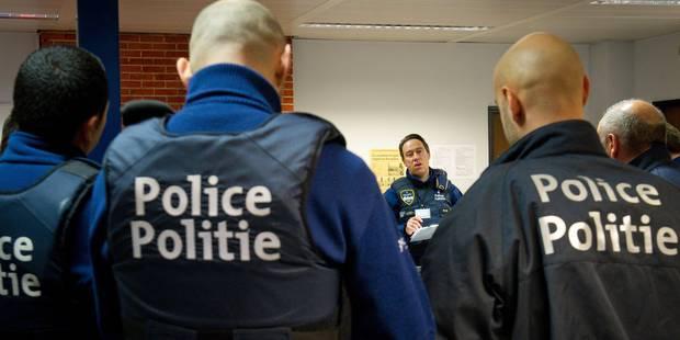 La famille d'un braqueur molenbeekois empêche la police de l'arrêter ! - La DH