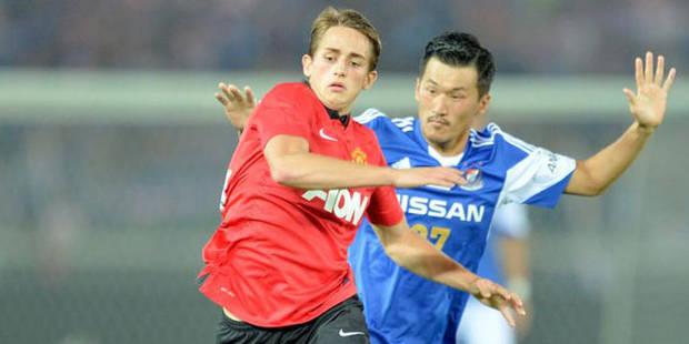 Manchester s'incline contre Yokohama, Januzaj titulaire - La DH