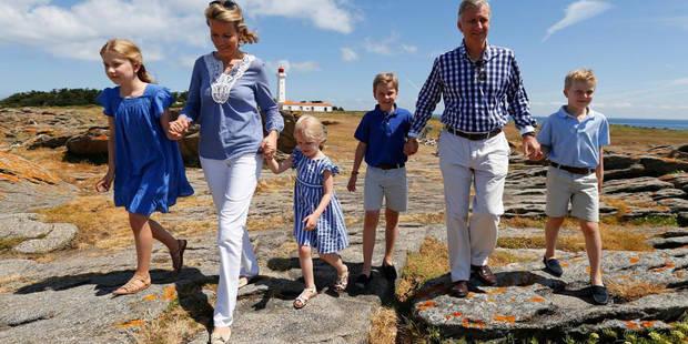 Vacances royales à l'île d'Yeu - La DH