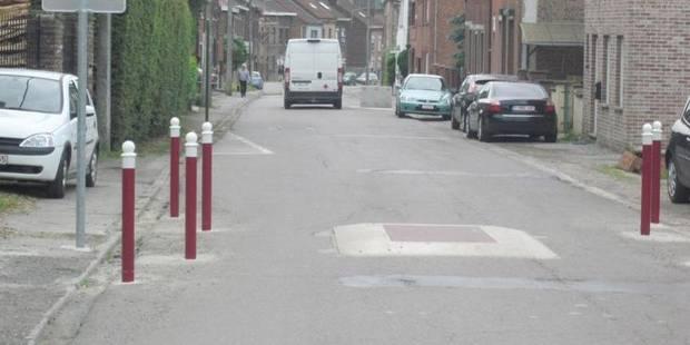 La rue de Tergnée mieux sécurisée - La DH