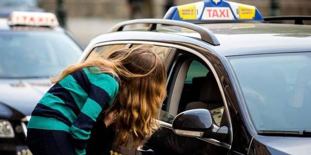 Les usagers des taxis bruxellois seront bientôt mieux informés - La DH
