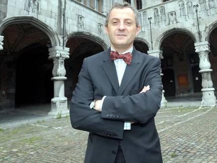 Christian de Valkeneer , procureur général de Liège et professeur à l' UCL