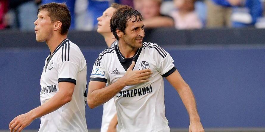 Schalke humilie Al Sadd pour les adieux de Raul