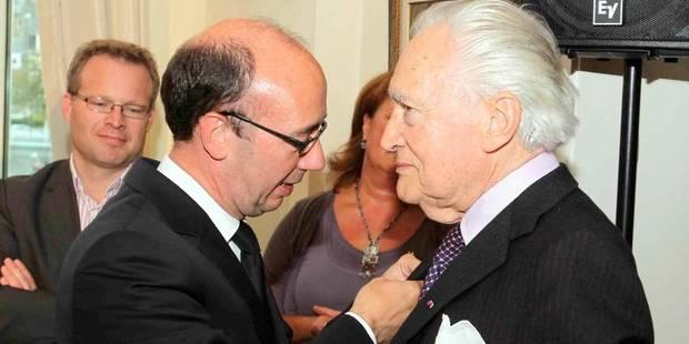 Décès d'Yves du Monceau, bourgmestre d'Ottignies pendant 30 ans - La DH