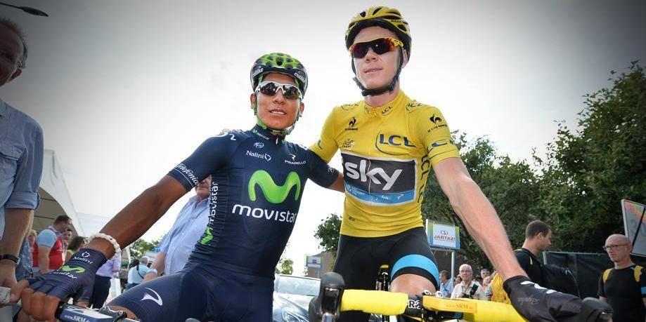 Quintana remporte le criterium de Ninove