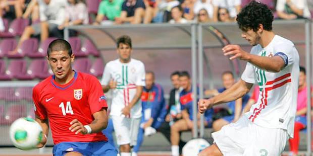 Aleksandar Mitrovic qualifie la Serbie pour la finale de l'Euro U19 - La DH