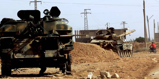 Syrie: l'armée tente de reprendre une localité clé près d'Alep - La DH