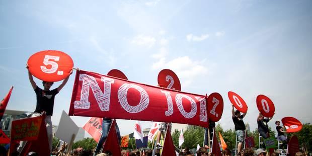 Zone euro: le chômage stagne à un niveau record à 12,1% en juin - La DH