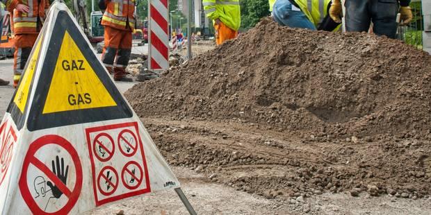 Fermeture du tunnel de l'Otan à cause d'une fuite de gaz - La DH