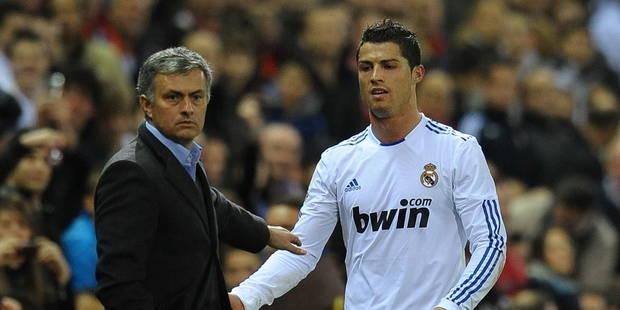 Quand Mourinho tacle Cristiano Ronaldo