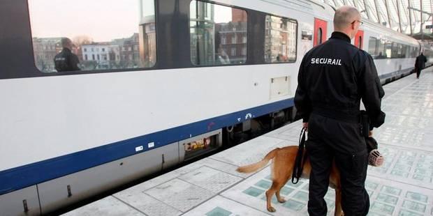 Un homme frappe des policiers à Liège-Guillemins - La DH