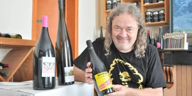 Laurent, la fusion entre la bière et le vin - La DH