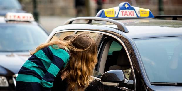 Les taxis bruxellois ont la cote auprès des usagers - La DH
