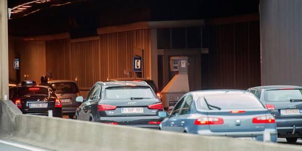 Plus de radio dans les tunnels bruxellois - La DH