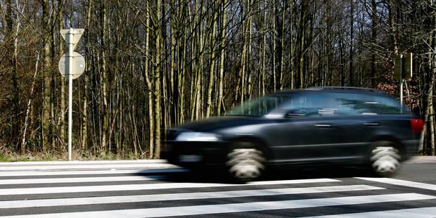 Les Belges aiment les excès... de vitesse! - La DH