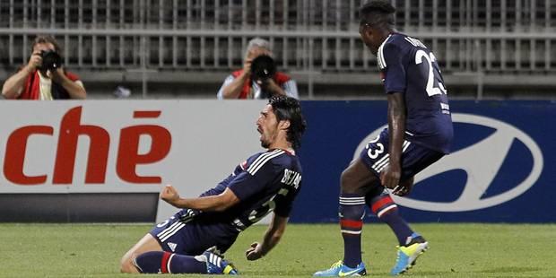 Lyon qualifié pour les barrages de la Champions League - La DH
