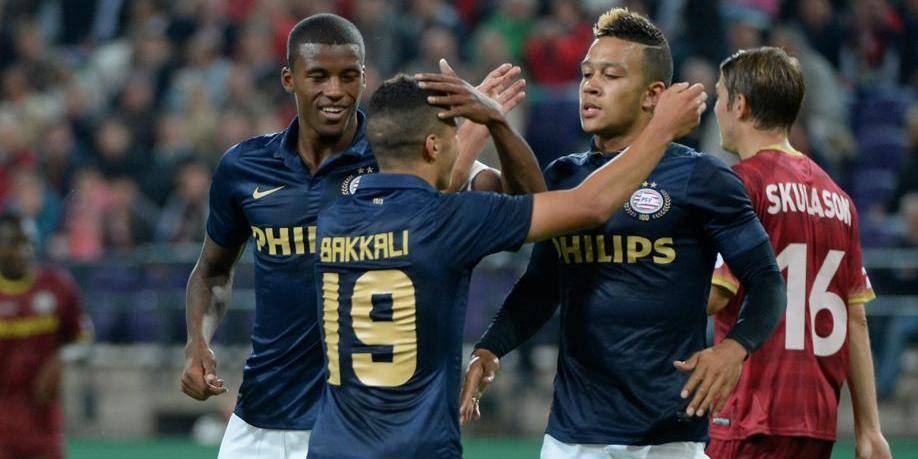 Bakkali et le PSV matent Zulte Waregem (0-3)