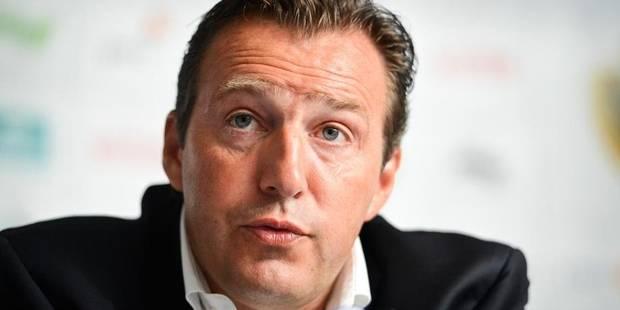 """Wilmots: """"Pourvu que Bakkali choisisse la Belgique"""" - La DH"""
