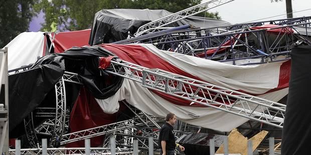 Pukkelpop: la tempête mortelle de 2011 aurait déjà coûté 5,5 millions d'euros - La DH