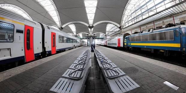 Un colis suspect en gare de Zaventem: fausse alerte - La DH