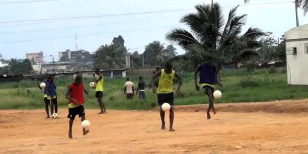 """""""Eldoragoal Drogba"""", le docu belge sur les jeunes footballeurs africains - La DH"""