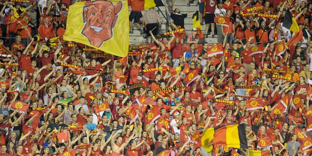 Diables Rouges: le fanclub officiel '1895' est sold out et interrompt les affiliations - La DH