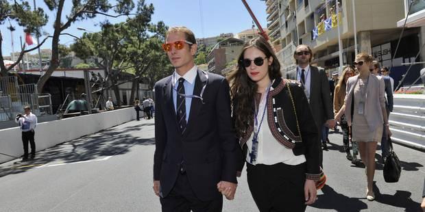 Andrea Casiraghi, fils aîné de Caroline de Monaco, se marie - La DH