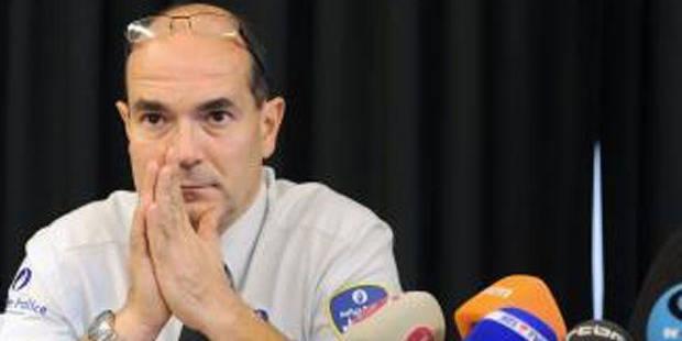 Le commissaire de la zone de police de Bruxelles Nord David Yansenne est décédé - La DH