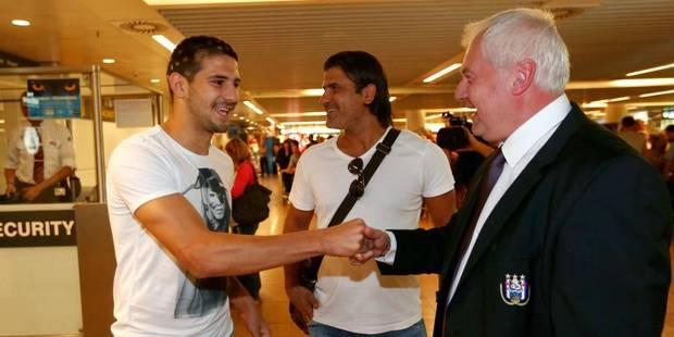 Aleksandar Mitrovic est à Bruxelles ! - La DH