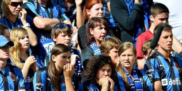 Le stade du Club de Bruges a réuni le plus grand nombre de supporters la saison passée - La DH