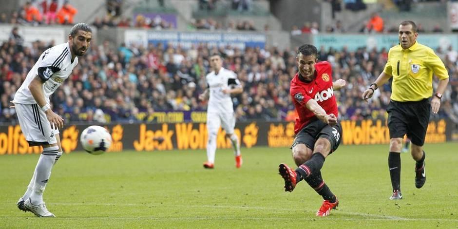 Premier League: Manchester United entame la défense de son titre par un succès