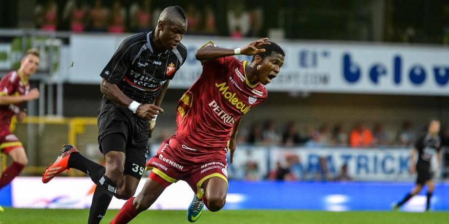 Charleroi perd à domicile, Mons s'enfonce face à Zulte