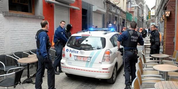 Vol avec violence dans le Carré à Liège - La DH