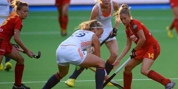 """Euro hockey: """"Les Pays-Bas étaient supérieurs"""" - La DH"""