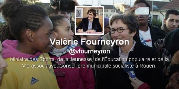 La ministre des sports française risée du net - La DH