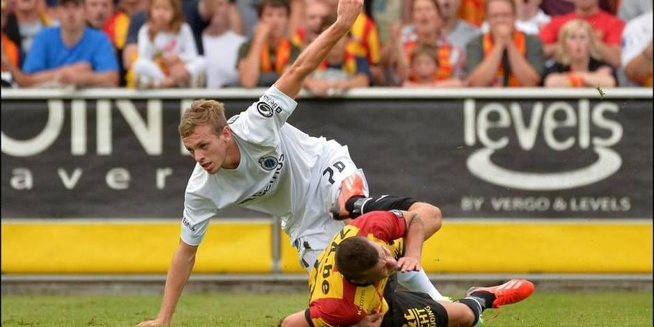 Le parquet de l'Union belge propose deux matches à De Bock et Bandalovski