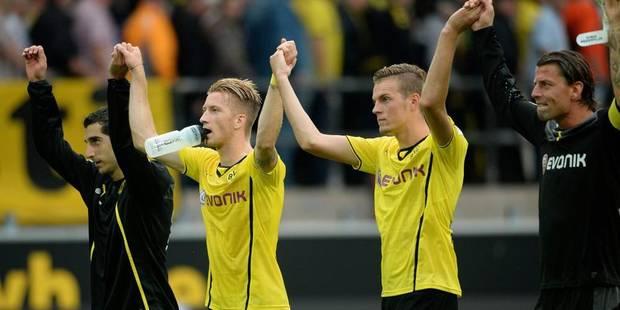 Les finances de Dortmund vont bon train - La DH