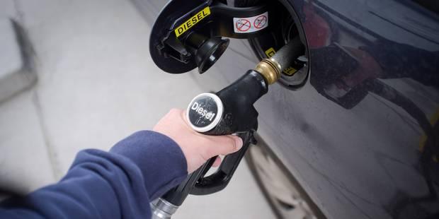 Le diesel et le mazout plus chers mercredi - La DH