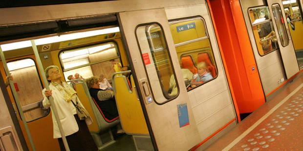 Circulation des métros rétablie entre Aumale et Étangs Noirs - La DH