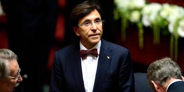 Elio Di Rupo liquide sa société de patrimoine - La DH