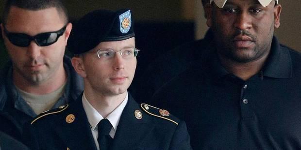 Bradley Manning condamn� � 35 ans de prison dans l'affaire Wikileaks