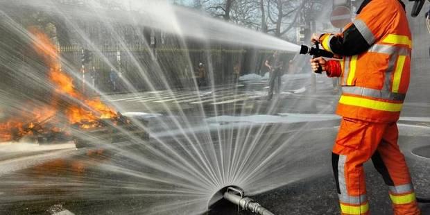 Un pompier décède en service - La DH