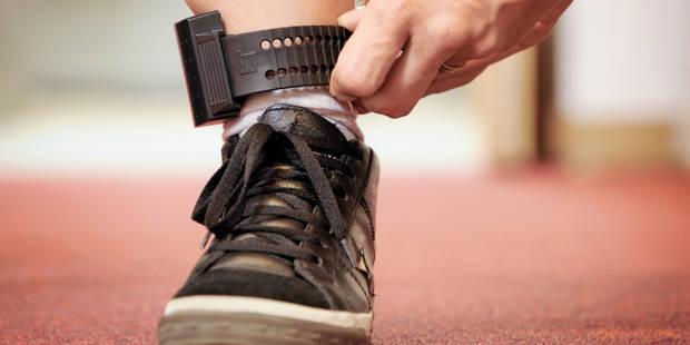4.500 peines devraient être exécutées sous surveillance électronique en 2013 - La DH
