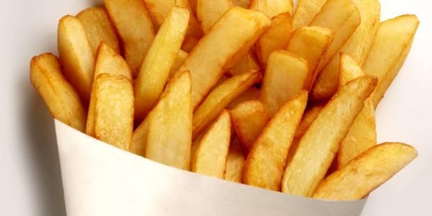 Les friteries belges gardent la patate - La DH